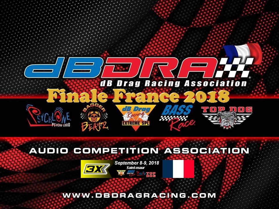 Finale Db Drag France By Showspl